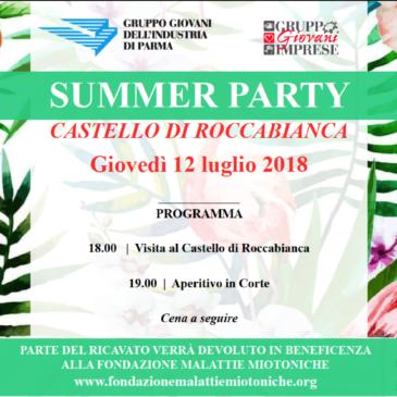 Cena al Castello di Roccabianca