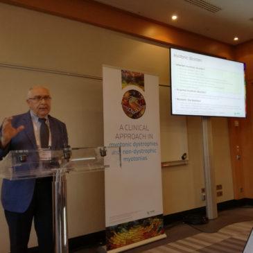 Simposio del Prof. Meola al Congresso Internazionale delle Malattie Muscolari